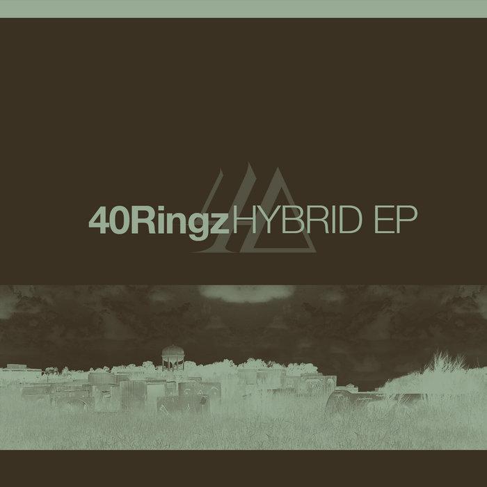 Hybrid EP cover art