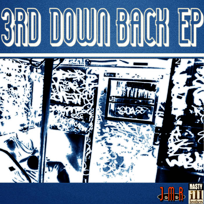 3rd Down Back ep cover art