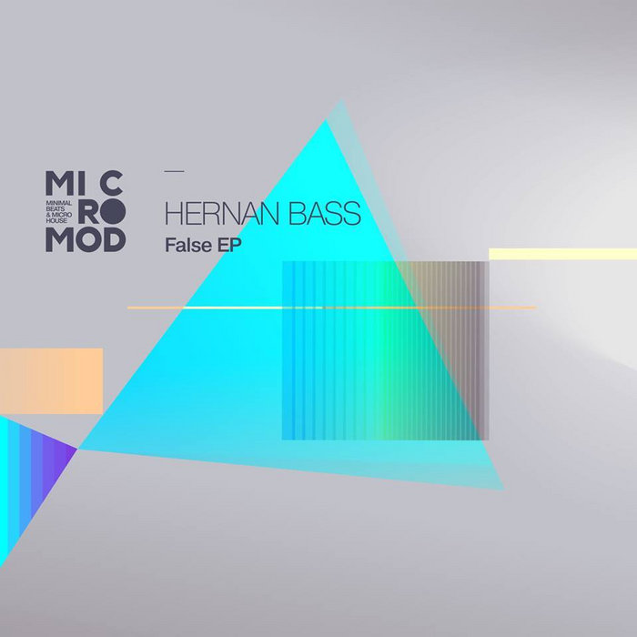 Hernan Bass - False EP cover art