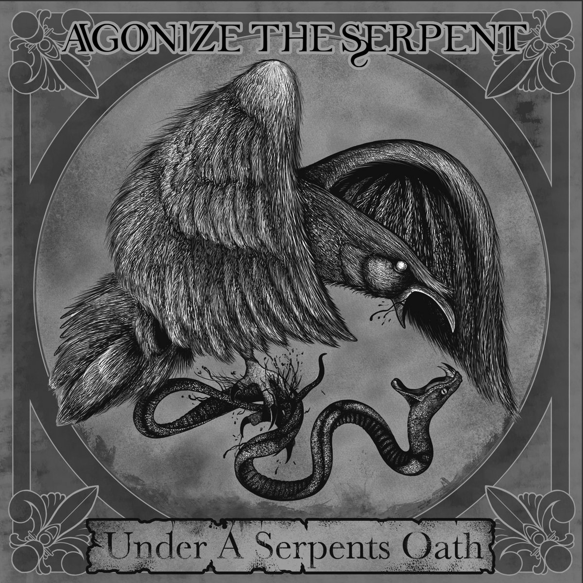 Agonize the Serpent - Under a Serpent's Oath [EP] (2016)