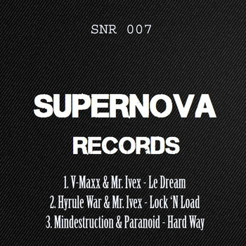 VA - Supernova Records 007 E.P cover art