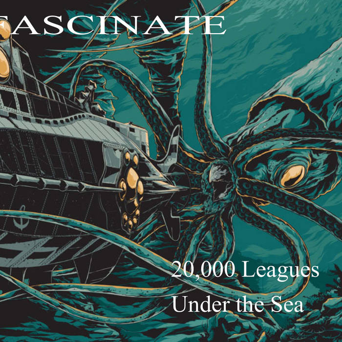 20,000 Leagues Under The Sea cover art