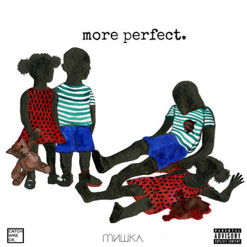 more perfect. cover art
