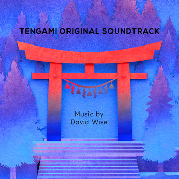 Tengami Original Soundtrack cover art