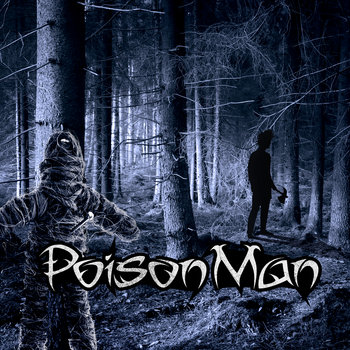 POISON MAN cover art