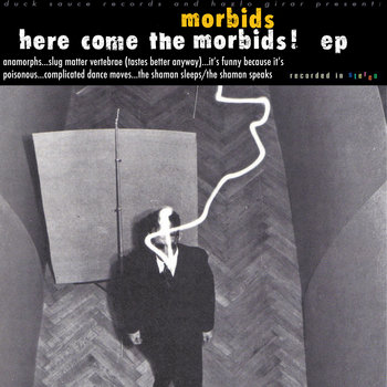 Here Come the Morbids! cover art