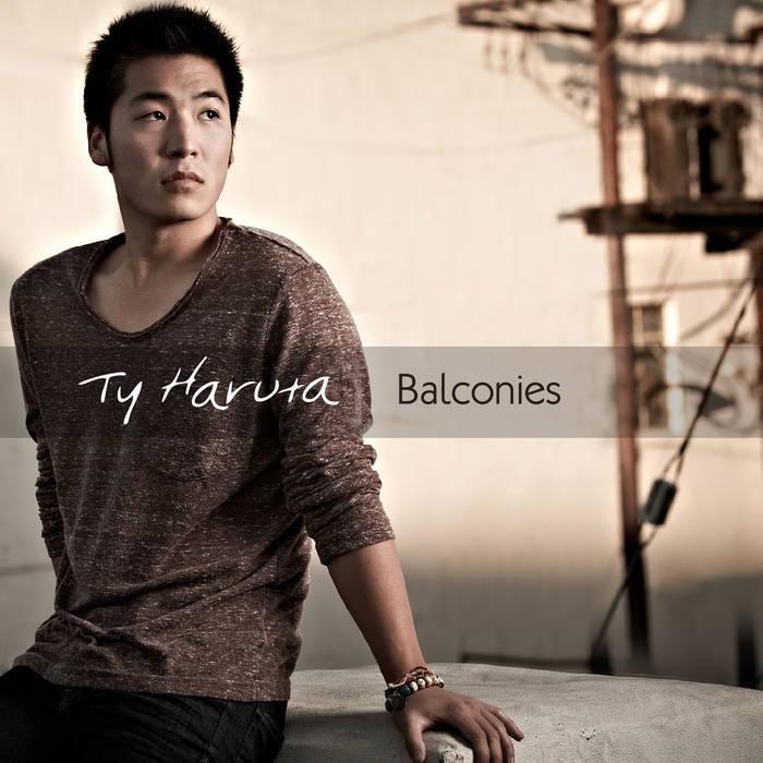 Balconies cover art
