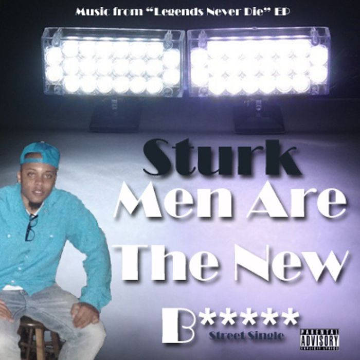 Men Are The New Bitches cover art