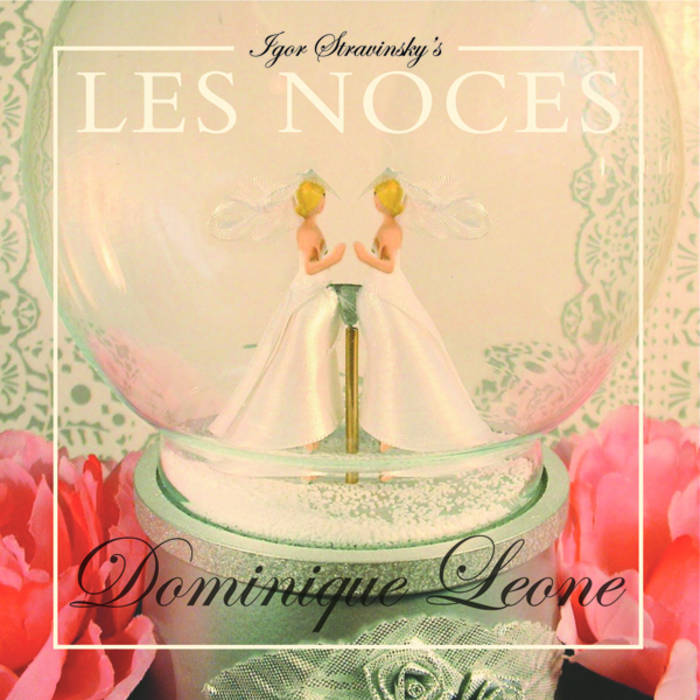 Les Noces cover art