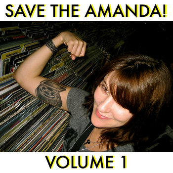 Save The Amanda! Volume 1 cover art