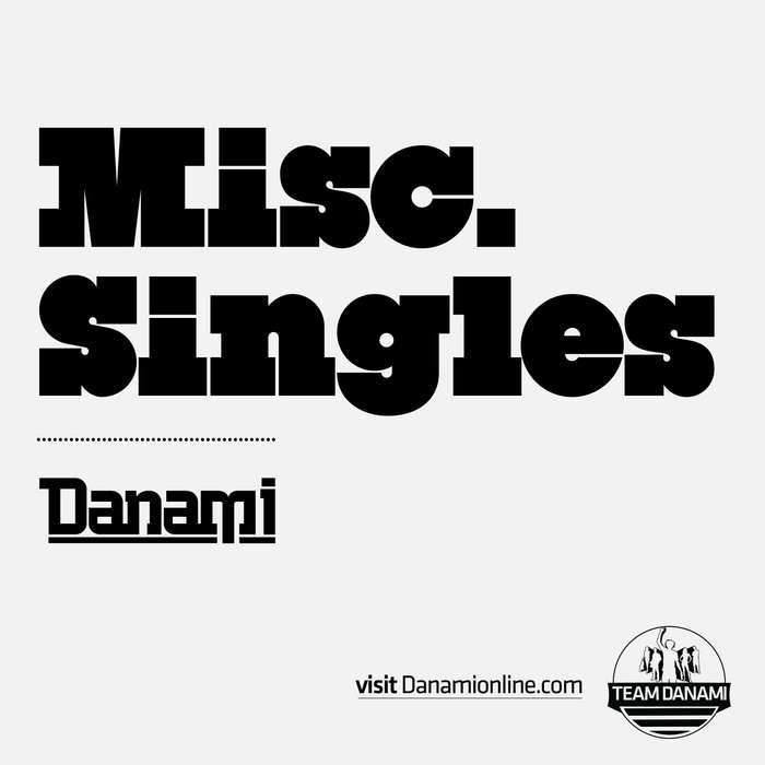 Misc. Singles cover art