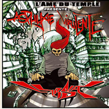 asphyxie virulente LP cover art