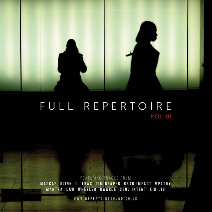 Full Repertoire Vol 1 cover art