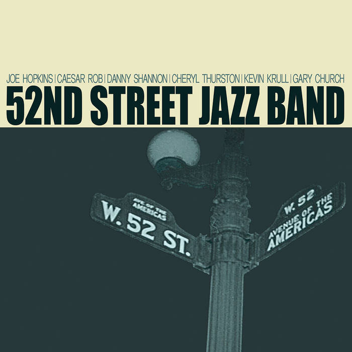 52nd Street Revisited cover art