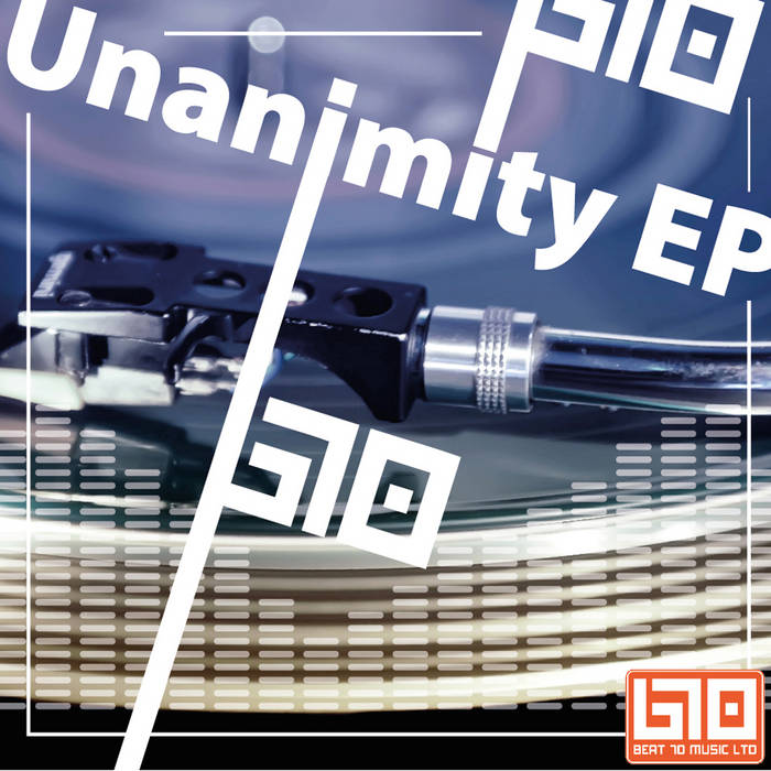 Unanimity EP cover art