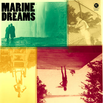Marine Dreams cover art