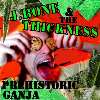 Prehistoric Ganja cover art