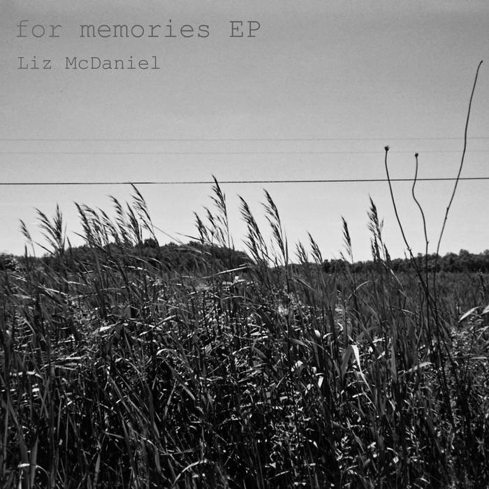 For Memories EP cover art
