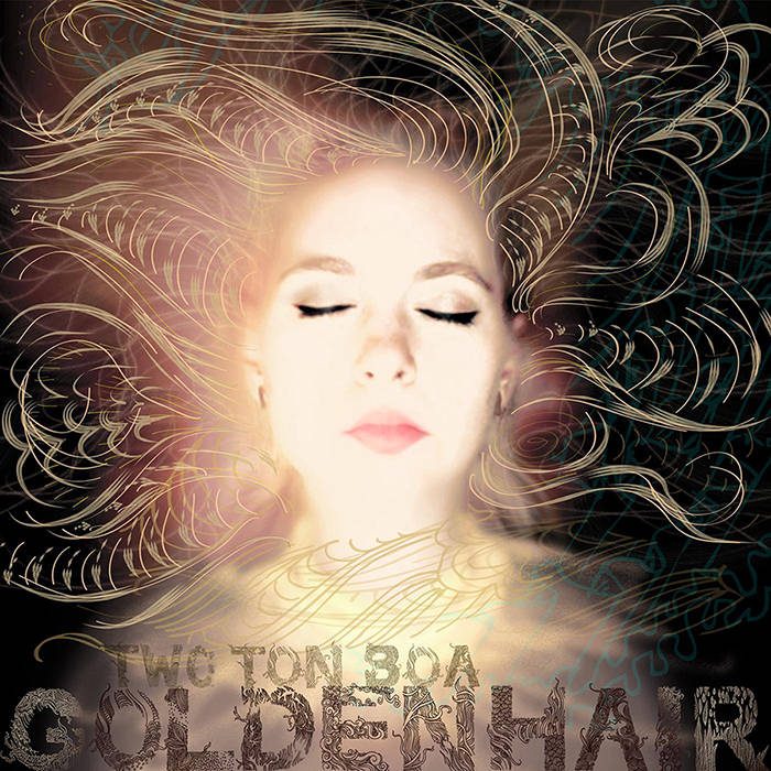 Golden Hair cover art