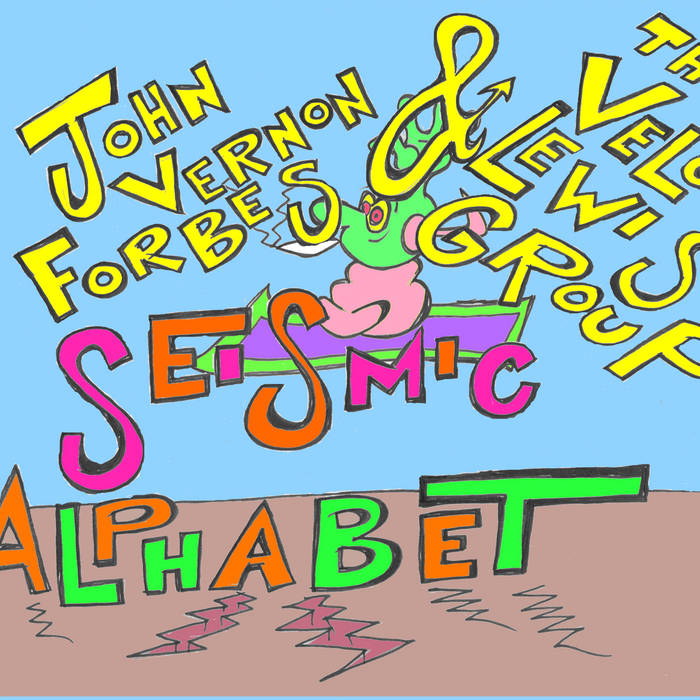 Seismic Alphabet cover art