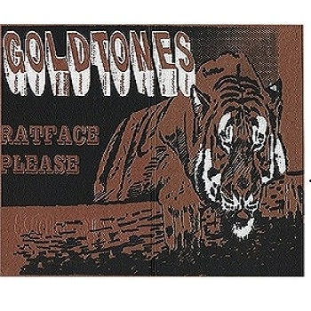 Gold tones: ratface please! cover art