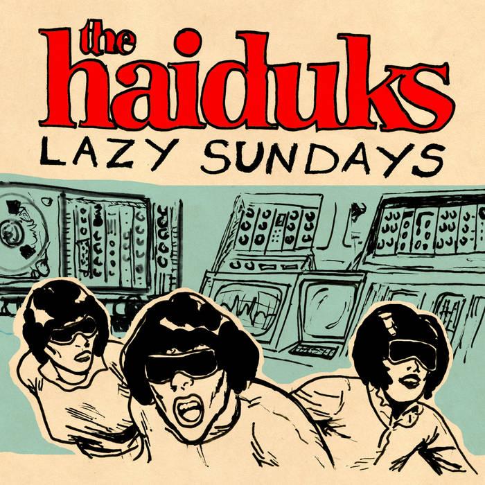 Lazy Sundays cover art