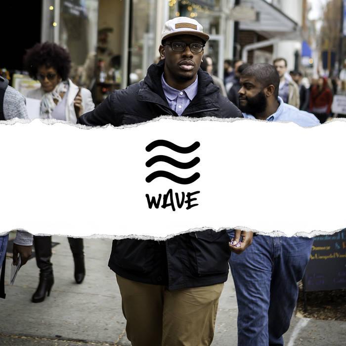 WAVE (Prod. By JXN GR33N) cover art