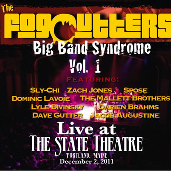 Big Band Syndrome Vol. 1 cover art