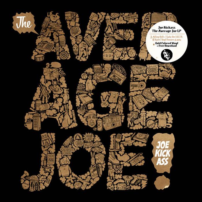 The Average Joe cover art
