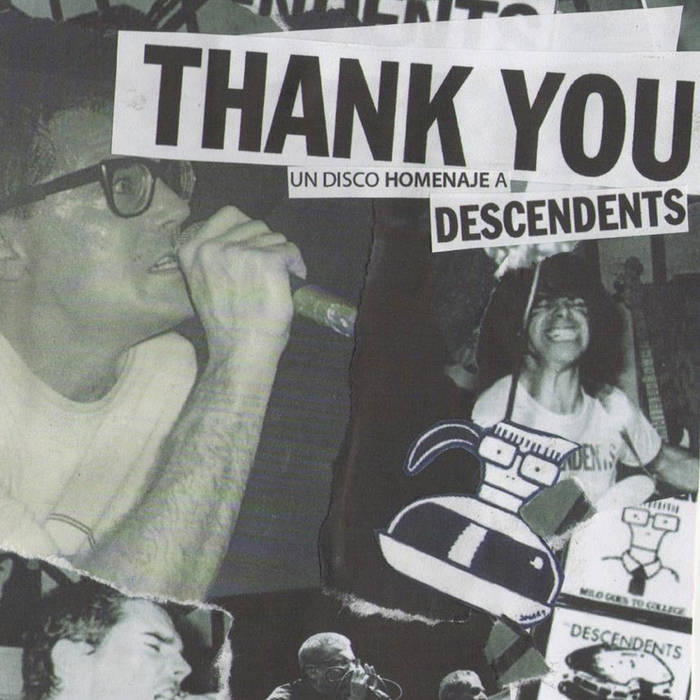 THANK YOU: Un Homenaje a DESCENDENTS cover art