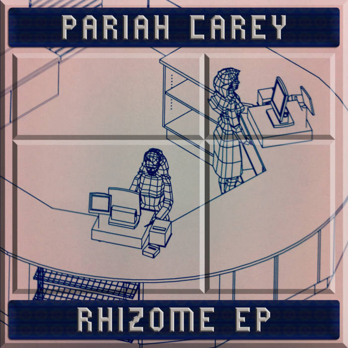 Rhizome EP cover art