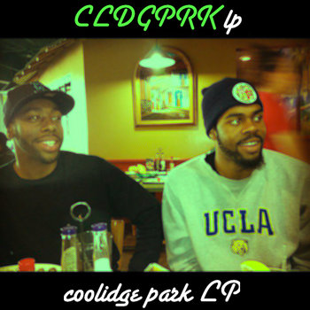 Coolidge Park LP cover art