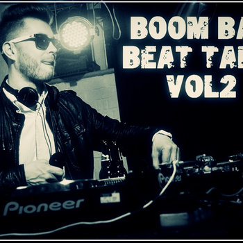 Boom Bap Tape Vol 2 cover art