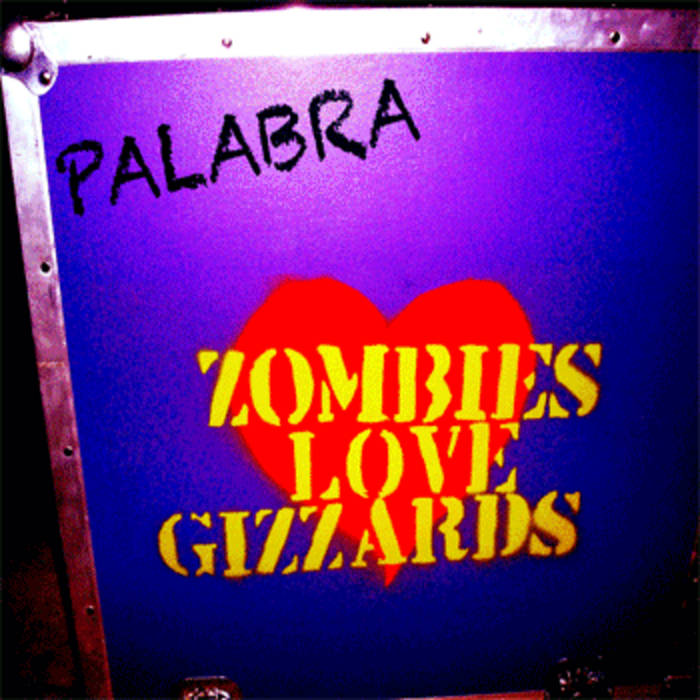 Palabra cover art