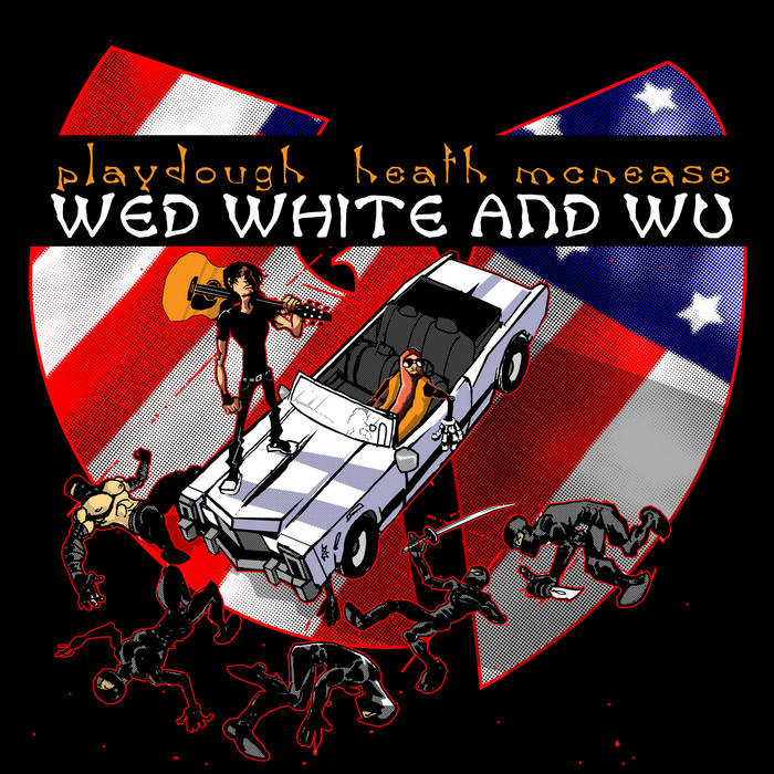 Wed White and Wu cover art