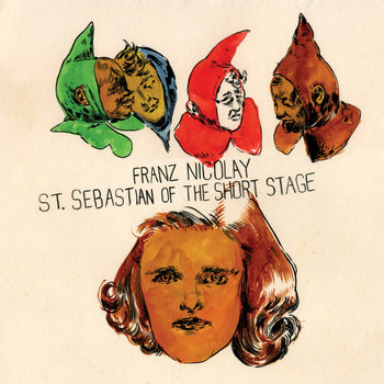 St. Sebastian of the Short Stage (EP) cover art