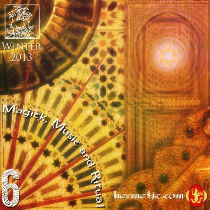 The Hermetic Library Anthology Album - Magick, Music and Ritual 6 cover art