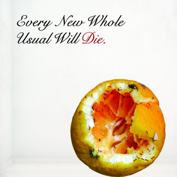 Every New Whole Usual Will Die cover art