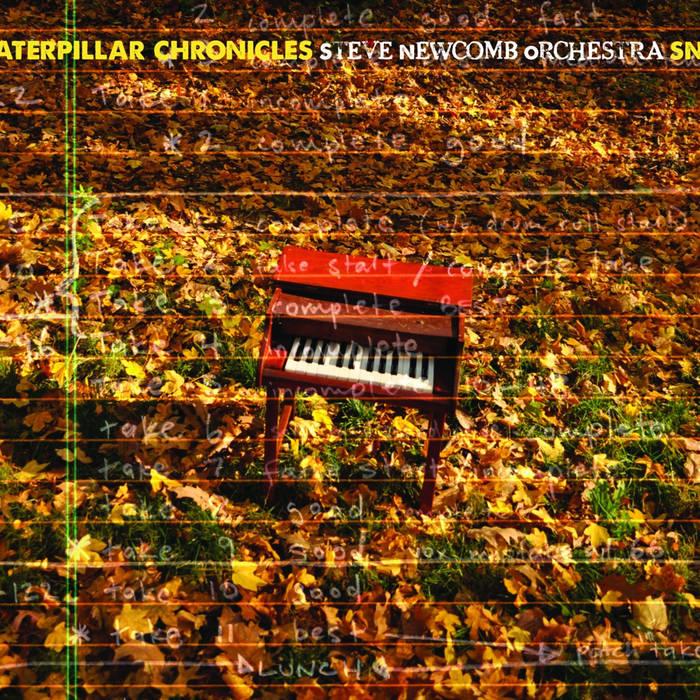 Caterpillar Chronicles cover art