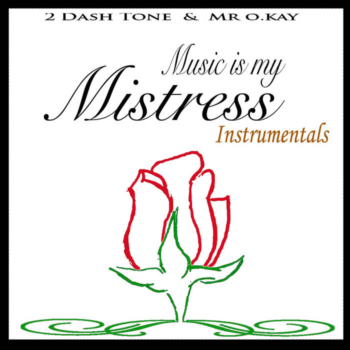 Music Is My Mistress Instrumentals EP cover art