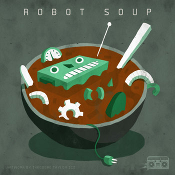 Robot Soup cover art