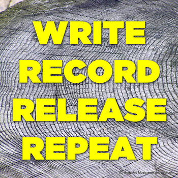 WriteRecordReleaseRepeat cover art