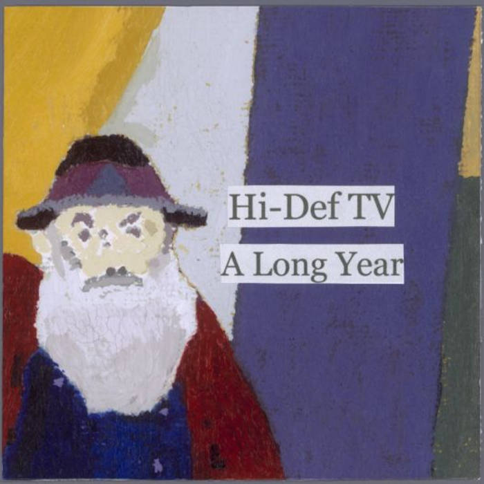 A Long Year EP cover art