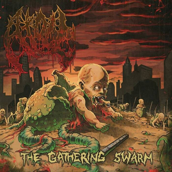 The Gathering Swarm cover art