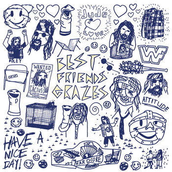 Best Friends Split cover art