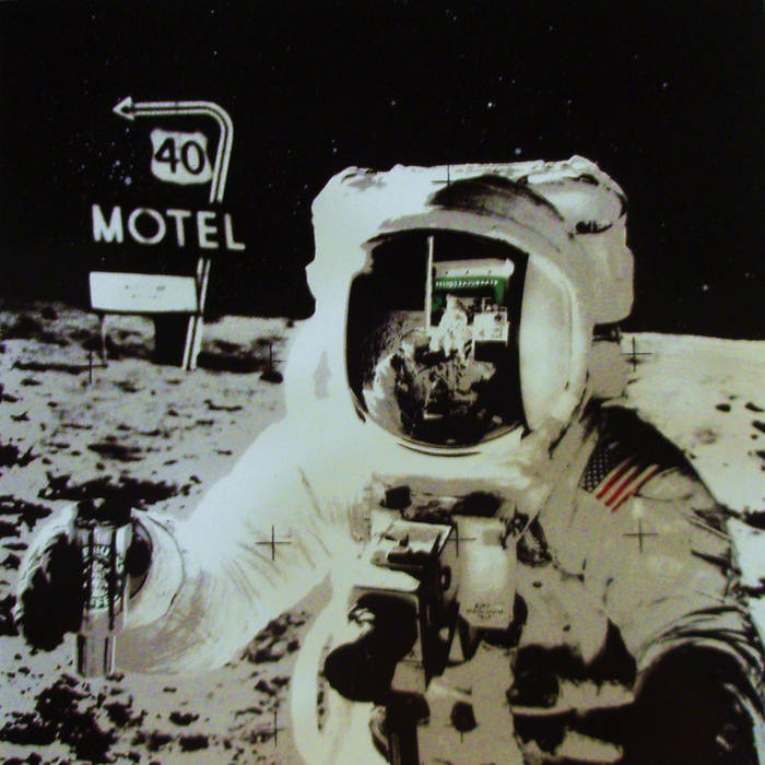 Electronic Boogie On The Moon cover art