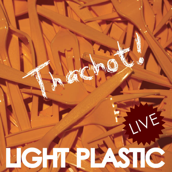 Light Plastic Live cover art