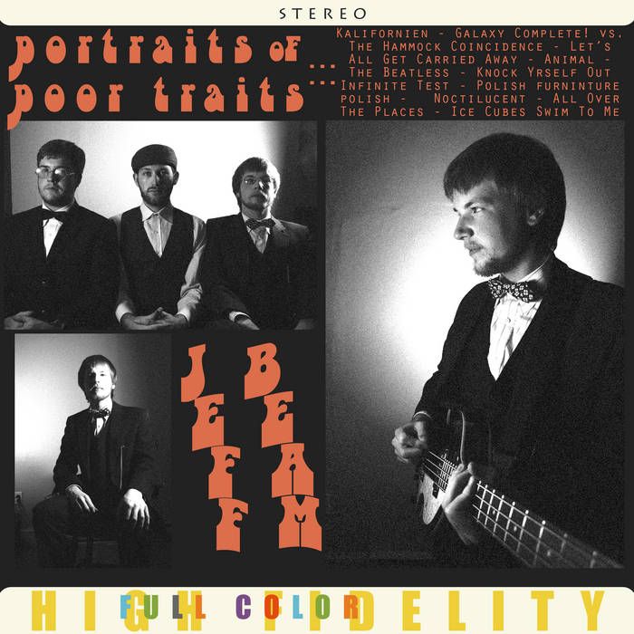 Portraits of Poor Traits cover art