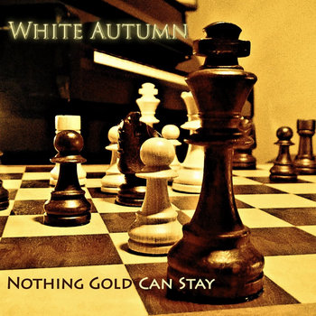 Nothing Gold Can Stay cover art
