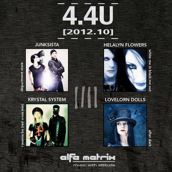 4.4U [2012.10] cover art